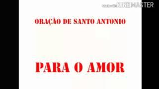 ORAÇAO TRAZER AMOR DE VOLTA(SANTO ANTÔNIO)