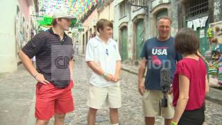 WORLD CUP: USA FANS GEAR UP FOR BELGIUM