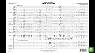 Viva la Vida arranged by Michael Brown