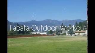 Tabata Outdoor Workout