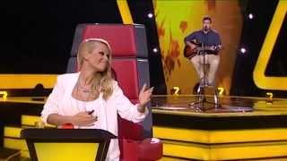 "David Pinho - ""Pica do 7""  | Provas Cegas | The Voice Portugal | Season 3"