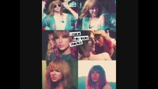 I knew you were trouble - Taylor Swift (cover)