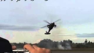 Helicoptero Arpia III