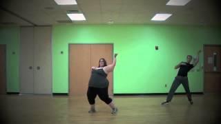 A Fat Girl Dancing (Niña Gorda Bailando)