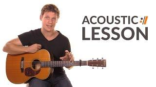 Trust In You  - Lauren Daigle // Acoustic Lesson