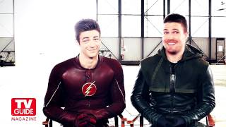⚡️ The Flash Cast | Funny Moments ⚡️