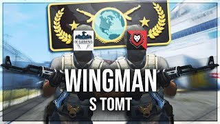 Jsme zpátky! \w TomT | Global Elite Wingman | CS:GO | IX Gaming