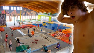 Going Back to the World's Best Trampoline Park...
