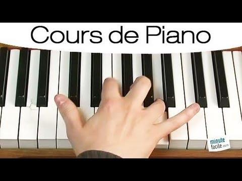 Comment jouer Mistral Gagnant au piano (version plus compliquée)