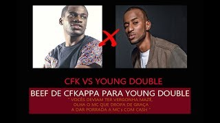 CFKAPPA VS YOUNG DOUBLE- BEEF
