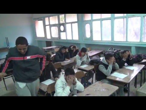 Amjed Jojo - بعض الاساتذة في الامتحانات