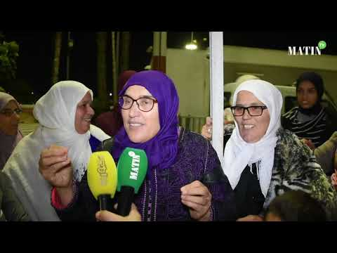 Video : TAS : Hay Mohammadi fier de ses enfants