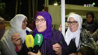 TAS : Hay Mohammadi fier de ses enfants