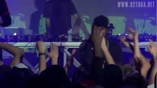 "Adamastor - ""Underground"" no Hard Club, Porto, 15/12/2012 - Vicious HipHop #4"