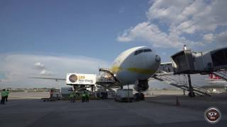 TEASER - O que acontece no pátio do aeroporto antes do avião chegar?