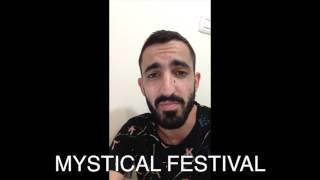 Confirmacion Indra en Mystical Fest