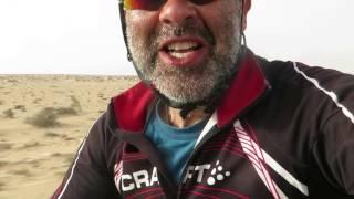 De vento em popa no Deserto do Saara!