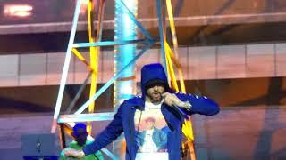 Eminem - Rap God (Hannover, Germany, 10.07.2018) Revival Tour
