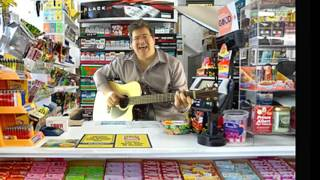 """♫♪ The Jam """"Man in a corner shop"""" cover by 12Stringsolo"""