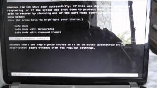 HowTo: Unfreeze a frozen Laptop