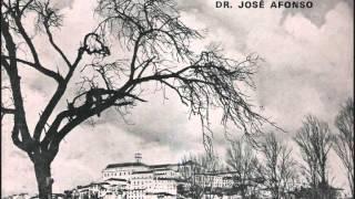 """José Afonso - """"Balada do Outono"""" do disco """"Balada do Outono""""  (EP 1960)"""