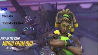 """""""We Move Together As One"""" An Overwatch Montage"""