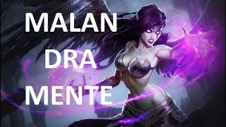 Malandramente - parodia da Morgana - League of Legends