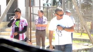 RAP Y HIP-HOP LUMBRERA PRESENTACIÓN EN LA CARCEL DE CANELONES PARTE 2