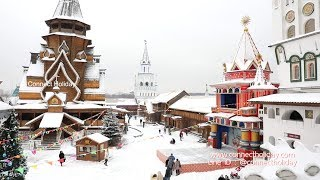 เที่ยวมอสโก รัสเซียหน้าหนาว Winter Russia