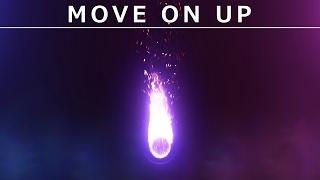 Bombs Away, Neon Giants - Move on Up (Tenzin Remix)
