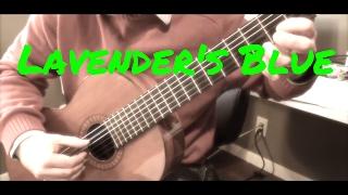 Lavender's Blue (Easy Arrangement) by Rob Lunn