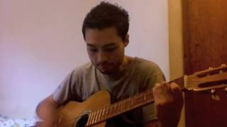 Say Something (James) acoustic cover