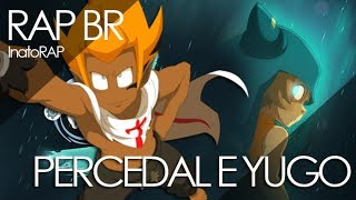 Rap/Remake do Yugo e Percedal (Wakfu) | InatoRap Anime 16