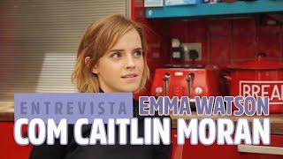 """Emma Watson & Caitlin Moran: Parte 4 - """"História das Mulheres"""" [LEGENDADO]"""