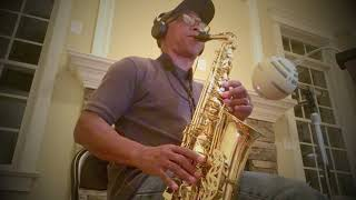 Believer - Imagine Dragons - (Sax Cover by James E. Green)