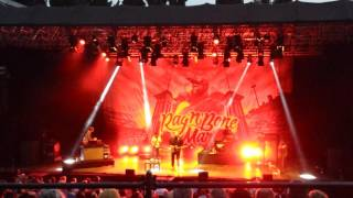 Wolves - Rag'n'Bone Man live 2017 - Teatro Romano, Verona, Italy