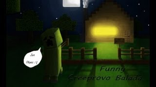Funny - Creeprova Balada [OFFICIAL MUSIC VIDEO]