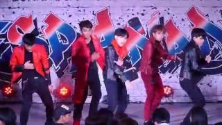 160828 SELAZER cover SHINee - Everybody @ Esplanade Cover Dance#3 (Audition)