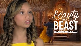Beauty and the Beast - Official Video (Ariana Grande John Legend) Cover by 12 Year Old Raina Dowler