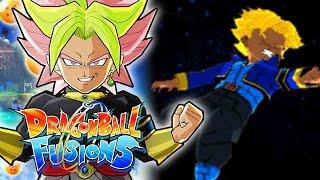 How To Beat Super Saiyan CaC in Dragon Ball Fusions! (Ending Super Saiyan Early!)