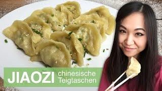 REZEPT: Jiaozi | Gyoza | chinesische Dumplings und Teigtaschen