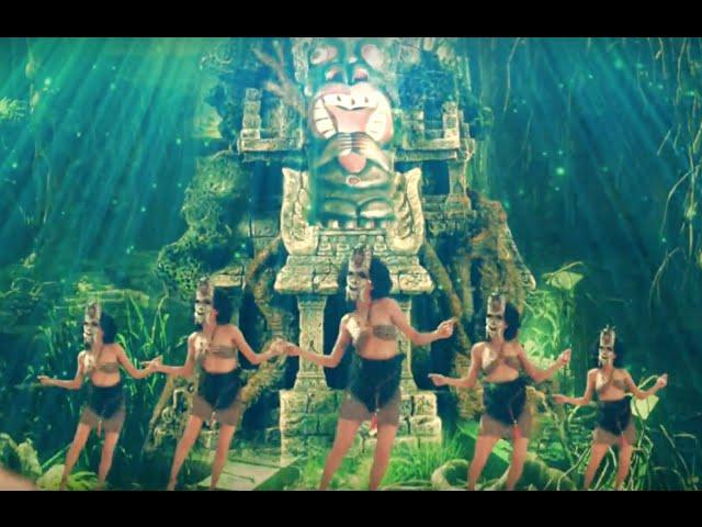Videoclip ''Fuego Cruzado'' de Los Mambo Jambo.