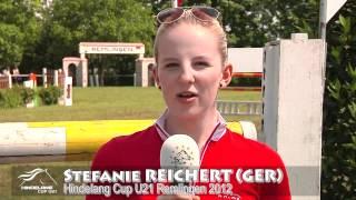 Portrait 2 Stefanie REICHERT (GER) Remlingen Hindelang Cup U21