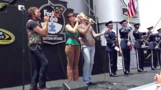 Gloriana Road Check: Episode 3 (Dover International Speedway)