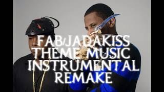 Fabolous & Jadakiss - (Marvin) Theme Music Instrumental (Silk remake) 2017