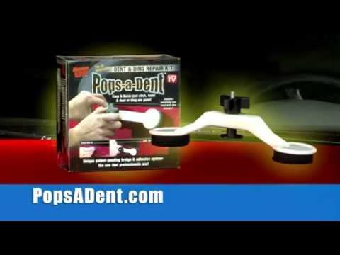 Pops A Dent Kaporta Göçük Düzeltme