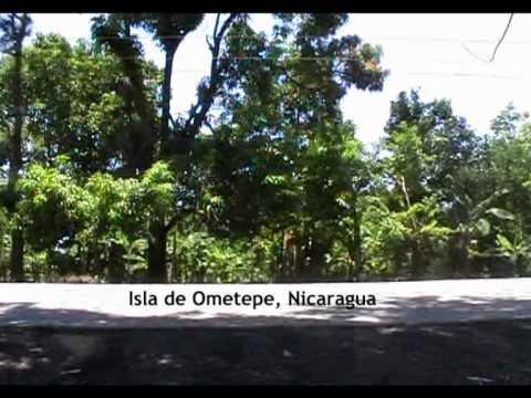 Traversée de l'Amérique centrale 2005. Etape 2: San Juan del Sur, Ometepe (sud du Nicaragua)