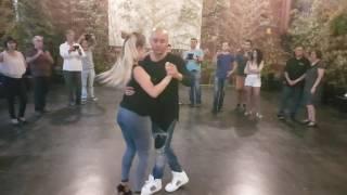 Charbel - Lá No Ponto | Kizomba por Ben & Ana