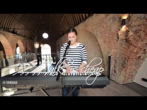chet-faker-talk-is-cheap-unexpected-visitors-cover-unexpected-visitors