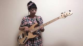 川本真琴- 愛の才能  Bass Cover